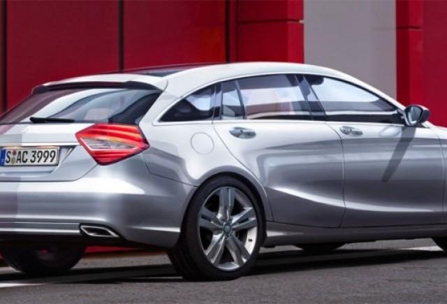Noi detalii despre Mercedes CLC Shooting Brake