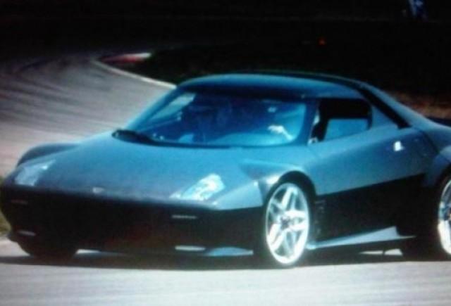 ZVON: Noul Lancia Stratos ar putea fi produs in serie
