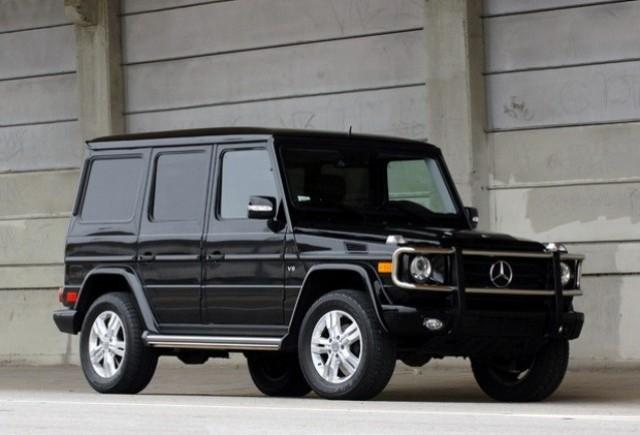 Recall Mercedes-Benz G-Klasse
