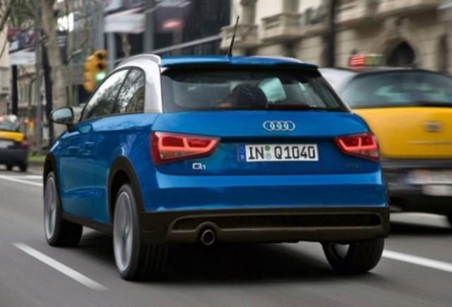 Versiunea 4x4 a lui Audi A1 va fi Q1