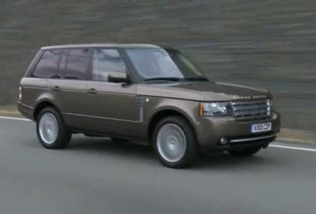 VIDEO: Noul Range Rover Vogue in detaliu