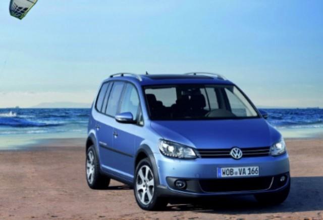OFICIAL: Iata noul Volkswagen CrossTouran!