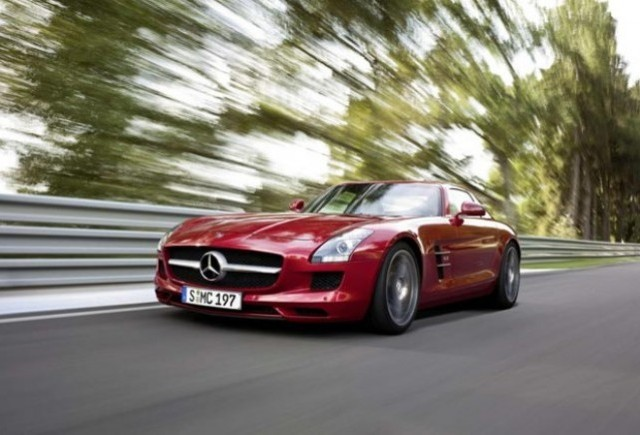 Amenda de 1 milion $ pentru viteza de 290 km/h in Elvetia