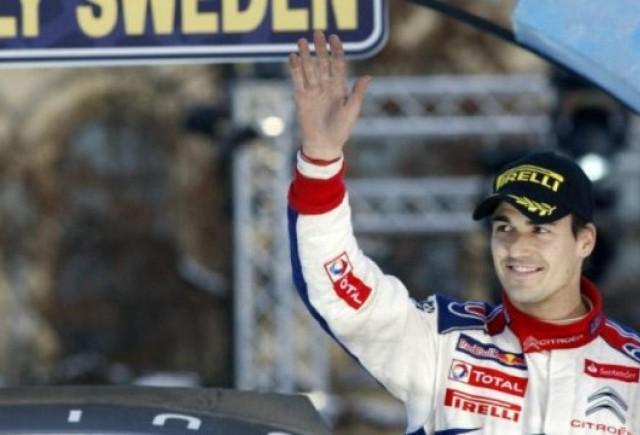 WRC: Dani Sordo a renuntat la copilotul Marc Marti