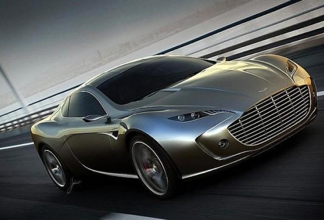 Aston Martin Gauntlet ar putea fi si de fabrica