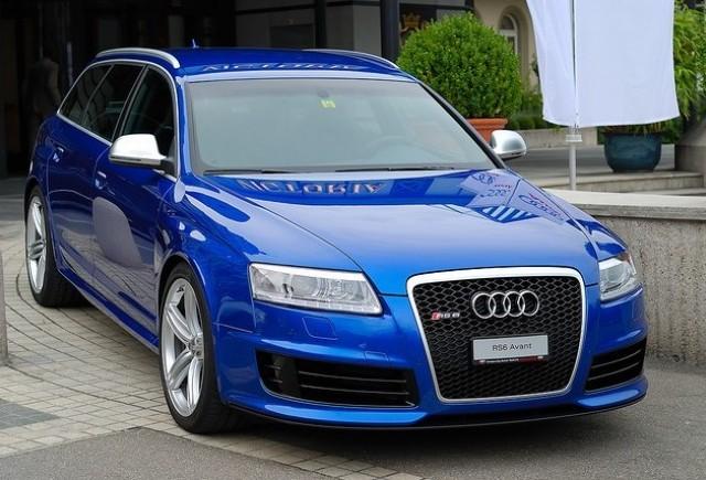 Audi A6 soseste la sfarsitul anului