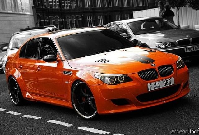 BMW e posibil sa lucreze la un motor diesel turbo triplu