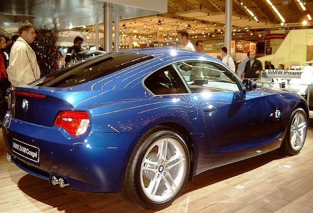 BMW a dezvaluit coupe-ul cu patru usi