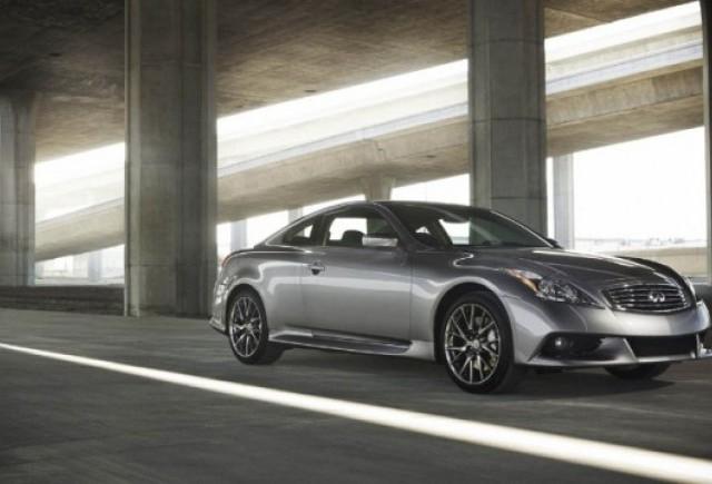 Iata noul Infiniti G Coupe Performance Line!