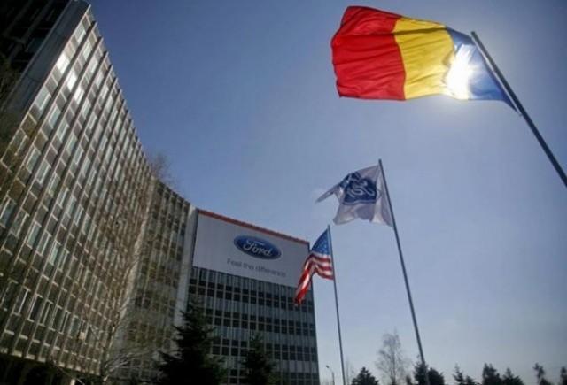 Romania scuteste Ford de o amenda de 14 milioane euro