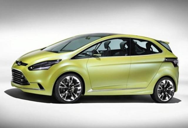 Ford va produce noul B-Max la Craiova