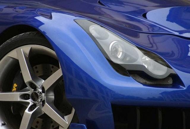 Un Roadster cu motor Corvette in noul TVR