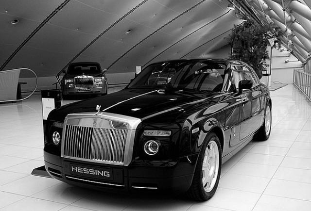 Chinezii falsificatori de Rolls-Royce s-au dat inapoi