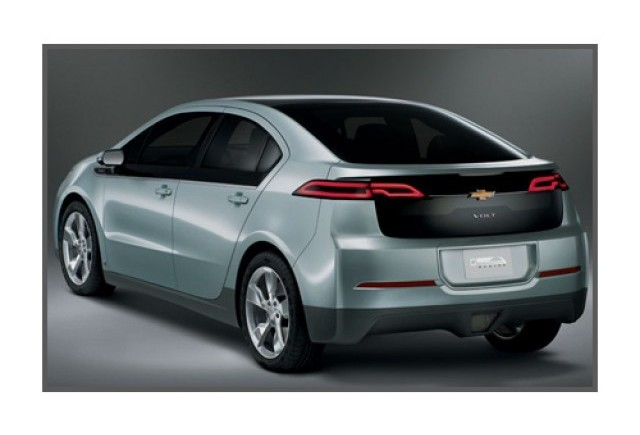 Chevrolet Volt va avea si varianta van