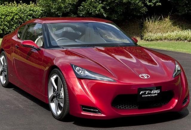Toyota isi modifica noua masina sport