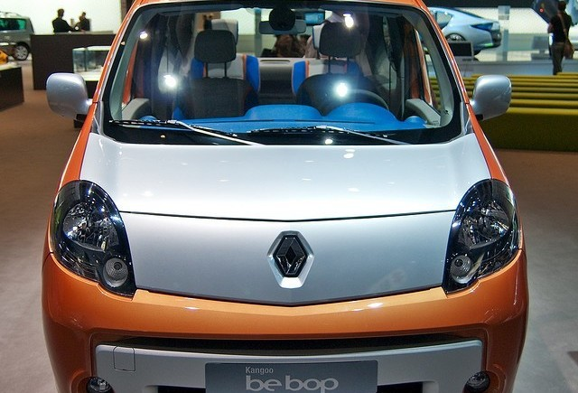 Renault Kangoo Express s-a alungit