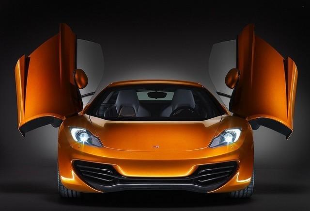 Au aparut detalii noi despre supercarul McLaren