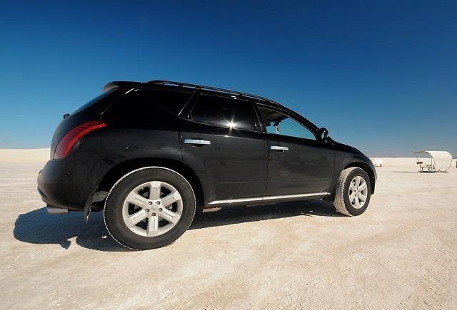 Nissan Murano va fi dotat cu motor diesel