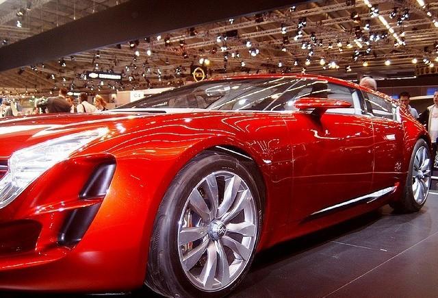 Prototipul masinii sport electrice de la Citroen