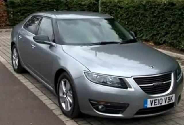VIDEO: Fifth Gear testeaza noul Saab 9-5