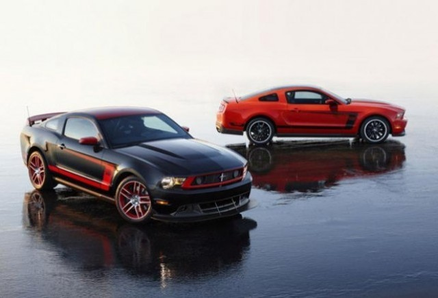 VIDEO: Noile editii Ford Mustang