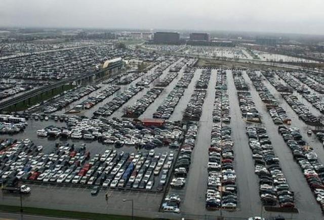 Piata auto europeana a scazut cu 17% in iulie