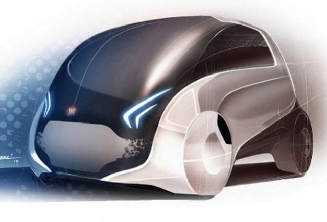 VIDEO: Fiat prezinta modelul de oras Mio FCC III