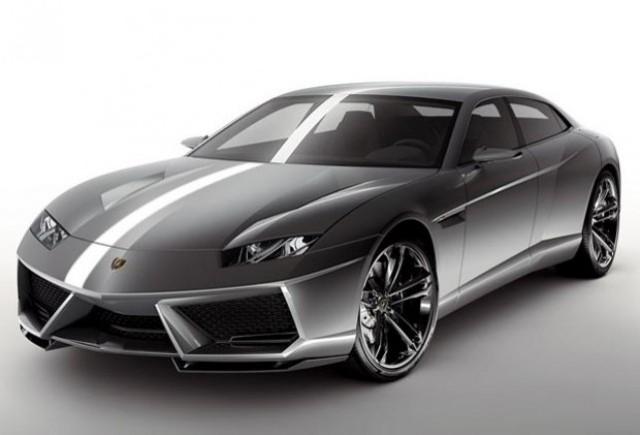 Lamborghini pregateste un supercar cu 4 usi