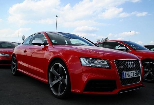 Audi RS5 va avea 450 CP