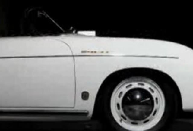 VIDEO: Porsche isi cauta cea mai veche masina din America