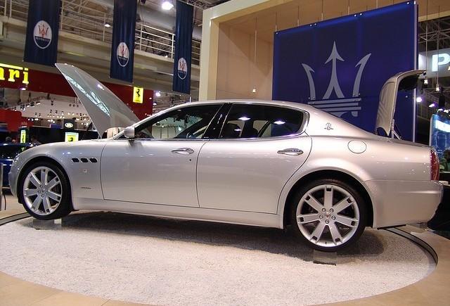 Maserati pregateste un rival pentru BMW serie 5
