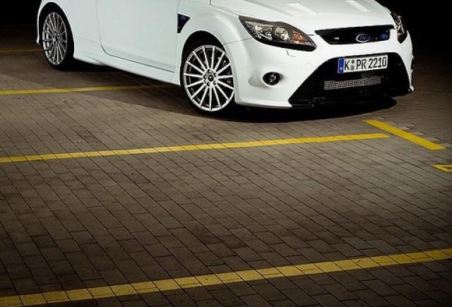 Ford a prezentat Focus combi. Urmeaza noul ST si RS
