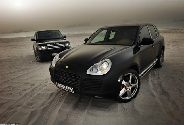 Noul Porsche Cayenne