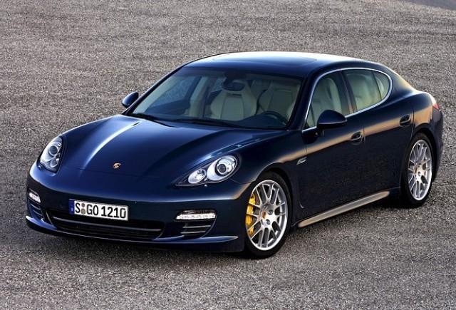 Porsche Panamera cabriolet