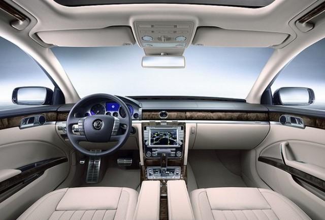 Volkswagen Phaeton se transforma