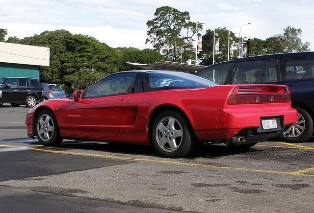 Se dezvolta in secret urmasul lui Honda NSX