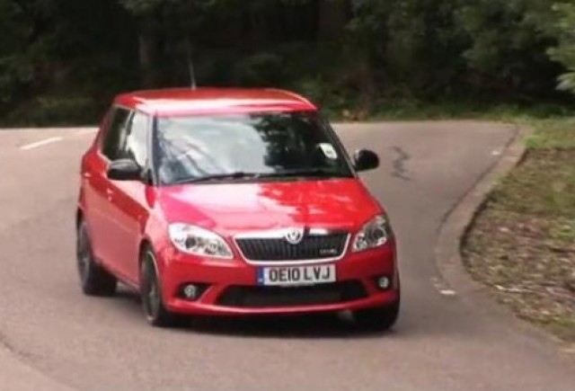 VIDEO: Skoda Fabia RS prezentat in 90 de secunde