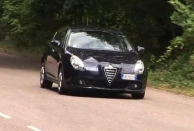 VIDEO: Autocar testeaza noul Alfa Romeo Giulietta