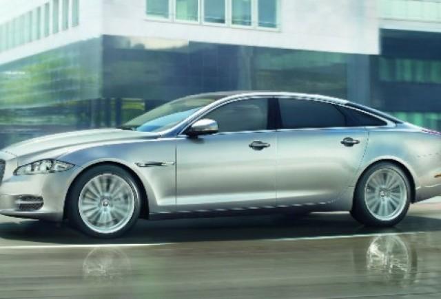 Noul Jaguar XJ Sentinel va fi prezentat la Moscova