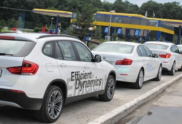 BMW, masina oficiala a Festivalului de Film Independent ANONIMUL