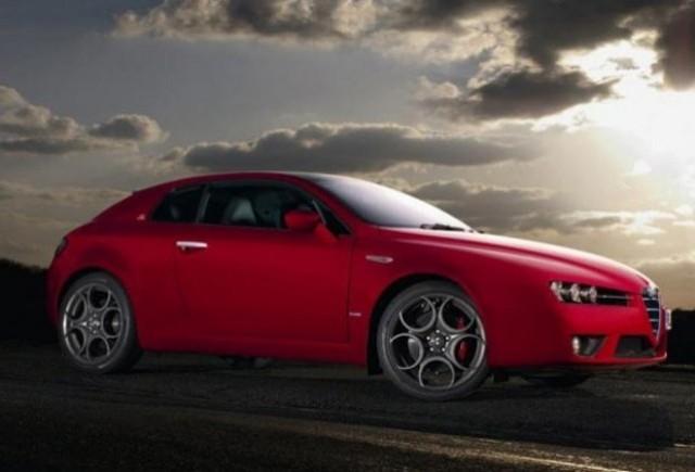 Alfa Romeo renunta la modelele Brera si Spider