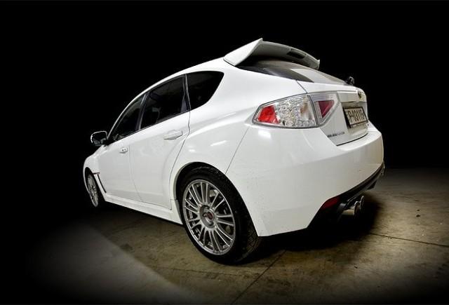 Subaru Impreza al Cosworth va fi de 400 cai putere