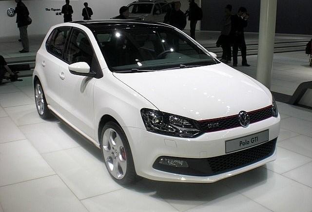VW Polo GTI, imagini oficiale