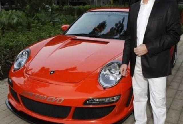 A disparut Porsche tuner-ul de renume mondial