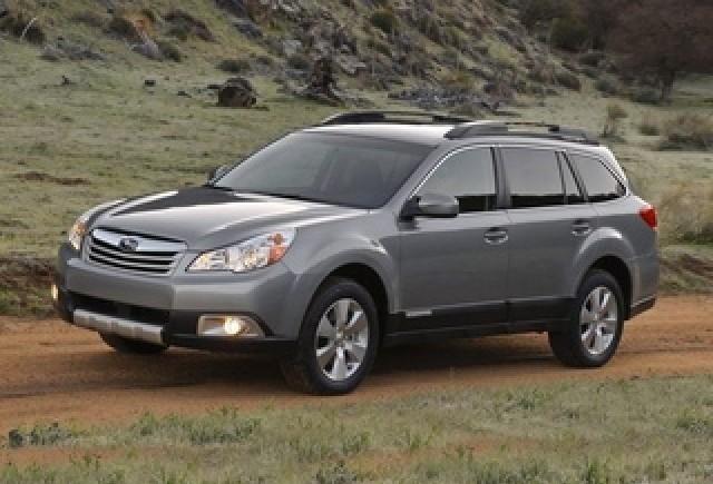 Din Subaru Impreza s-a creat un crossover