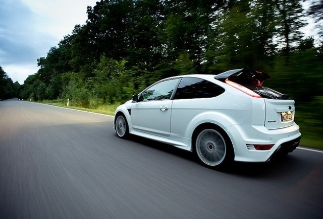 Noul Ford Focus RS poate sa fie hibrid