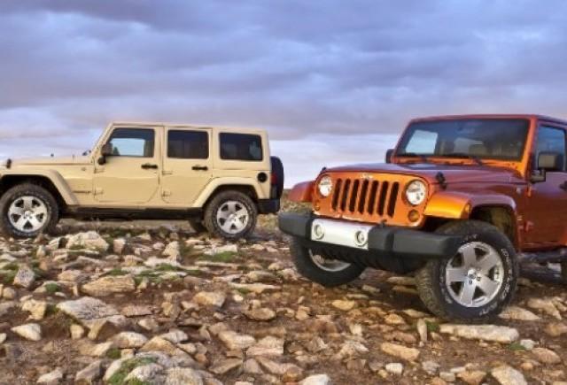 FOTO: Noul Jeep Wrangler