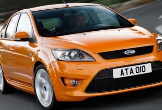 Ford renunta la modelul Focus ST