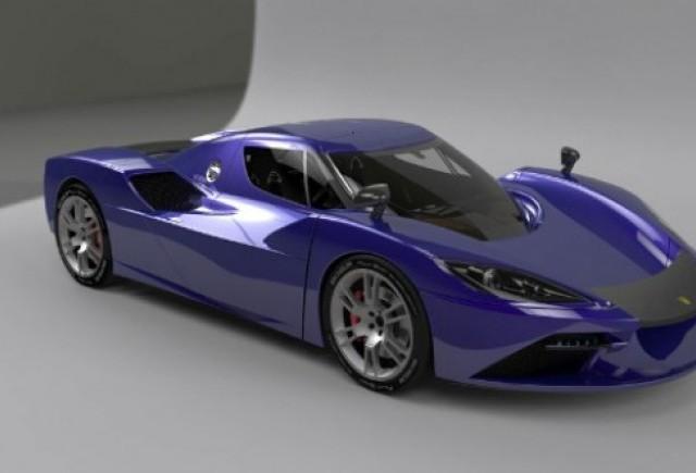 Arash Cars prezinta noul Arash F10