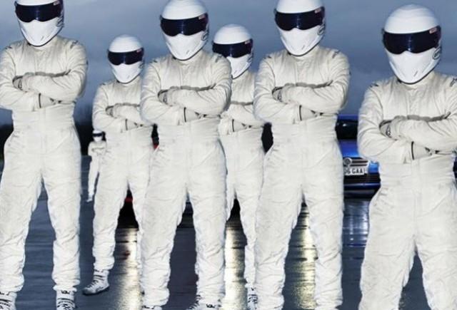 Top Gear cere hotarare judecatoreasca pentru mentinerea secretului The Stig